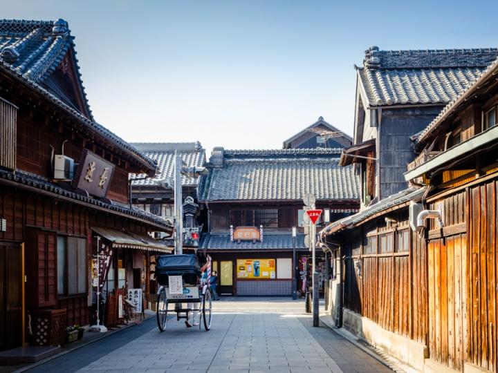 Kawagoe Street Scene
