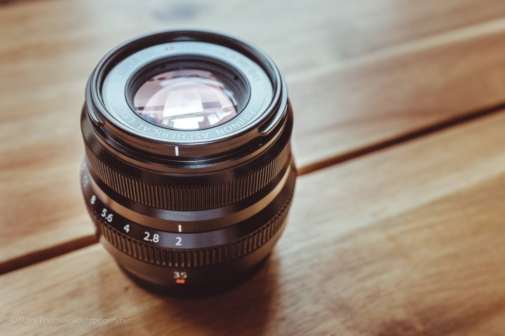 Fuji 35mm f2 WR Review