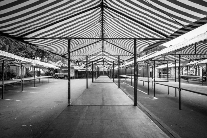Hebden Bridge market after-hours
