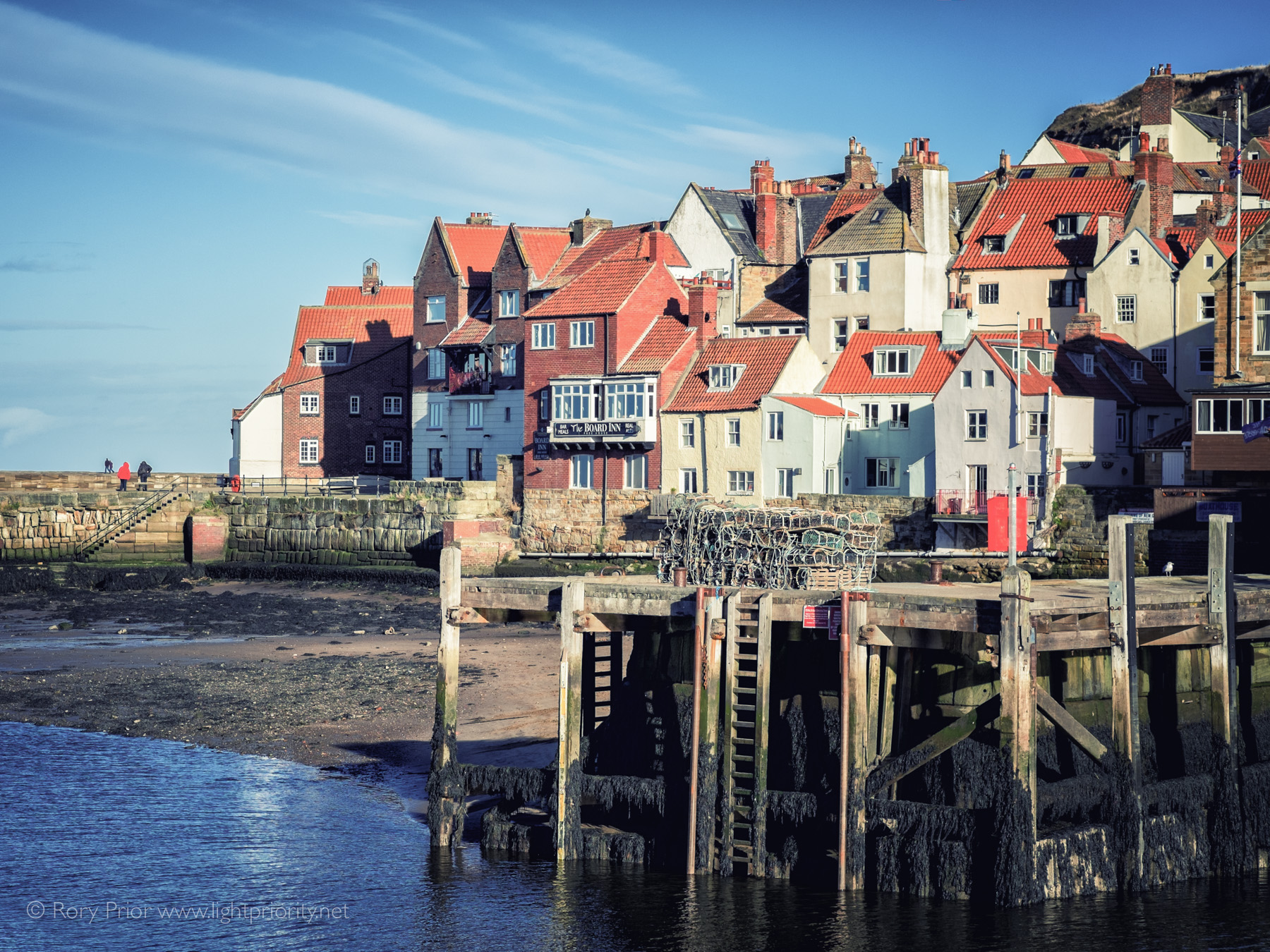 Whitby Colours